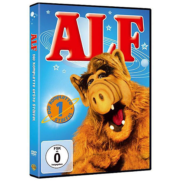 DVD ALF - Season 1