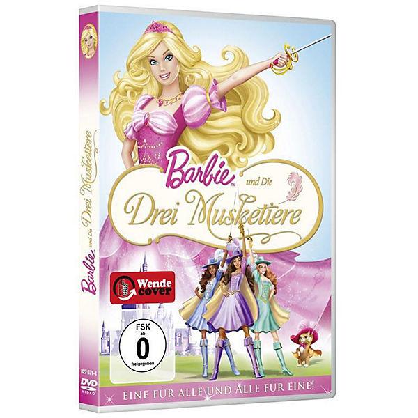 DVD Barbie und die drei Musketiere Barbie  myToys