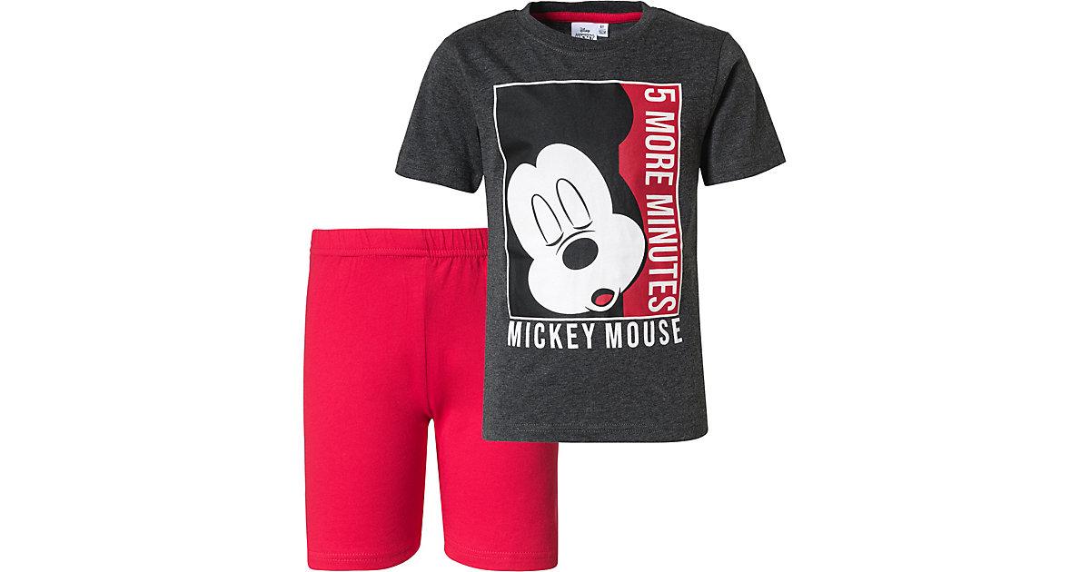 Disney Mickey Mouse & friends Schlafanzug  blau Gr. 104 Jungen Kleinkinder