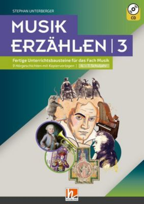 Buch - Musik erzählen, m. Audio-CD. Bd.3