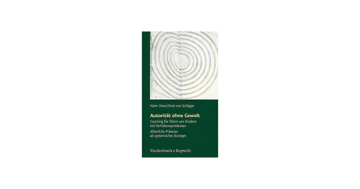 Vandenhoeck & Ruprecht Verlag · Autorität ohne Gewalt