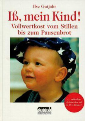 Buch - Iss,  mein Kind