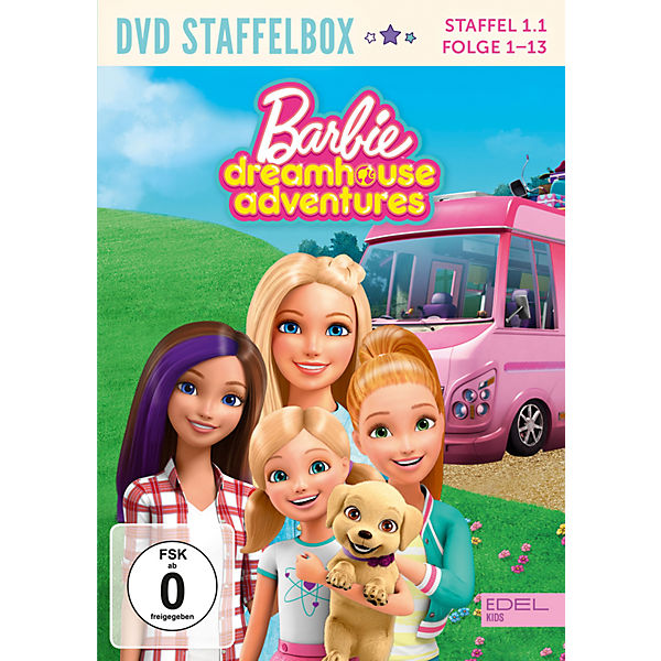 DVD Barbie  - Dreamhouse Adventures Staffelbox 11