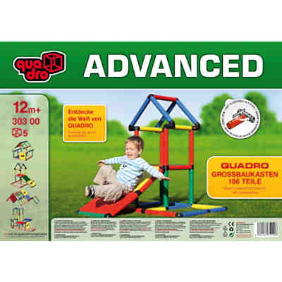 Spielhaus Quadro Advanced, Quadro