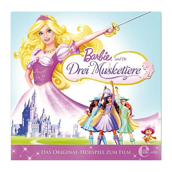 Worksheet. CD Barbie und die drei Musketiere Barbie  myToys