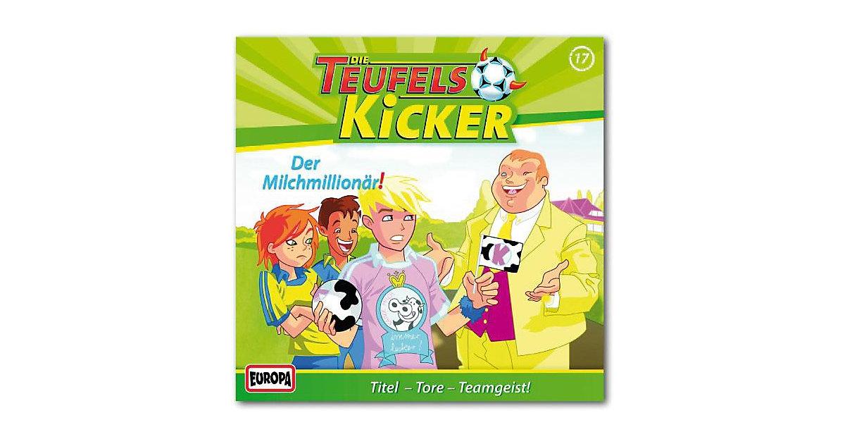 CD Teufelskicker 17