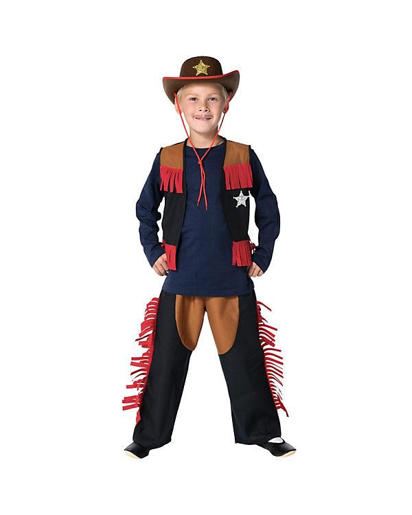 Kostüm Cowboy 2 Tlg Rubie S