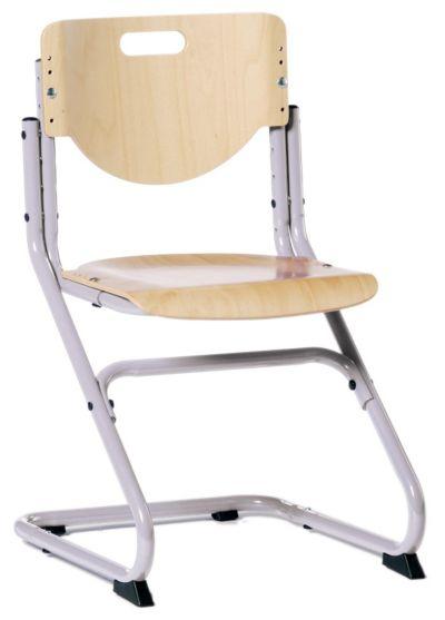 Schreibtischstuhl kinder  Schreibtischstuhl KID's Chair Plus silberfarbig/Buche, Kettler ...