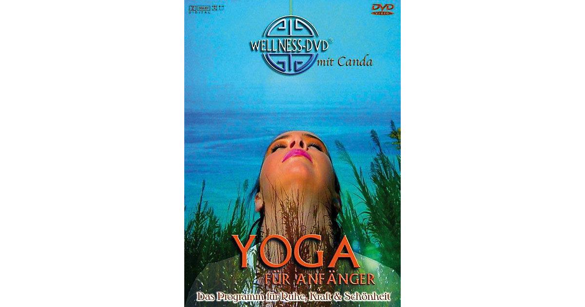 DVD Wellness DVD - Yoga Anfänger Kinder