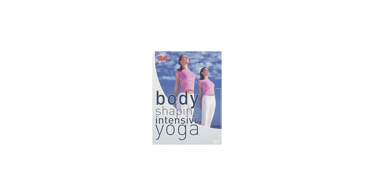DVD Intensive Yoga - mit Johanna Fellner & Young-Ho Ki