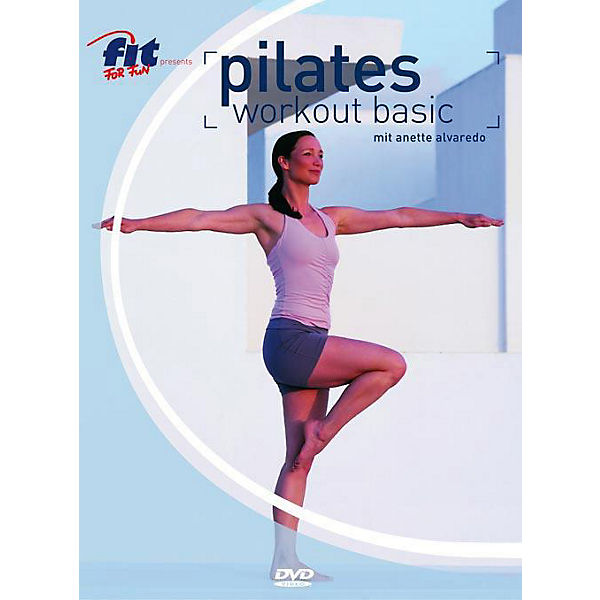 DVD Pilates Workout Basic m. Anette Alvaredo