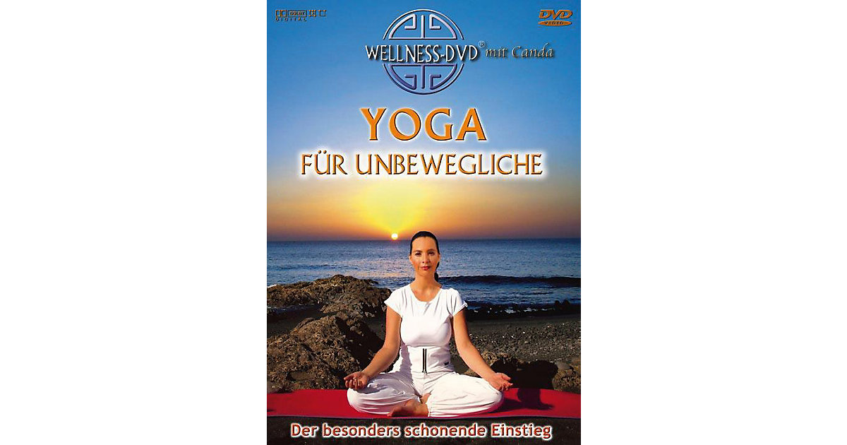 DVD Yoga Unbewegliche - Der bes. schonende Eins...