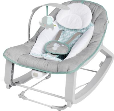 Babywippe Keep Cozy 3-in-1 Grow with Me, Weaver mehrfarbig