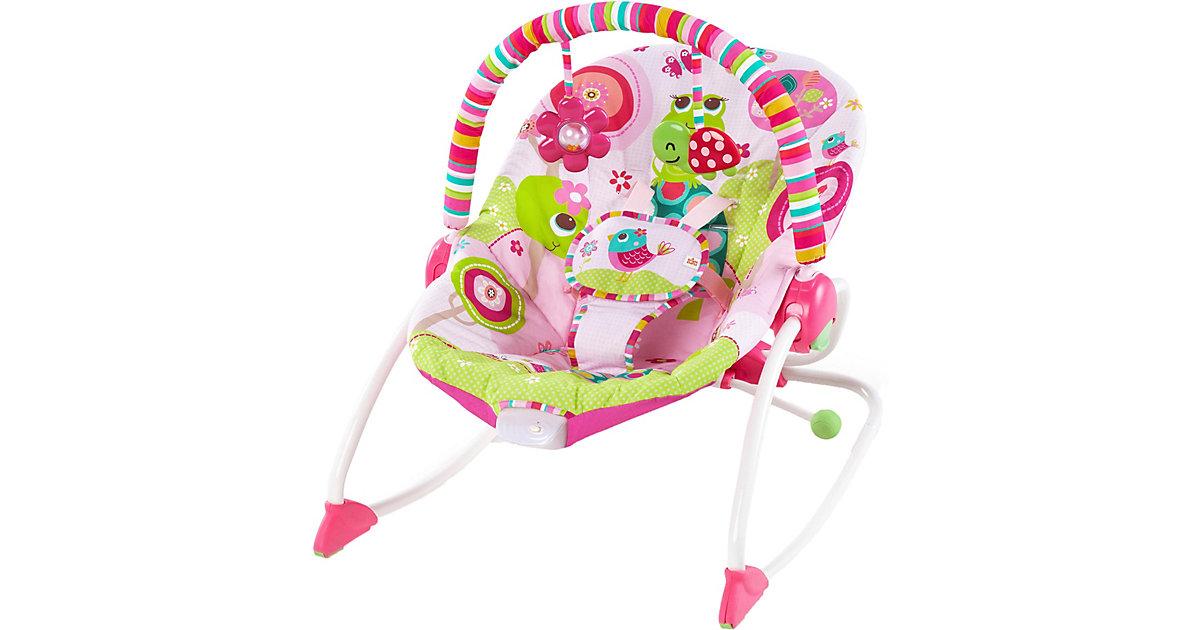 Babywippe, Raspberry Garden pink