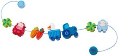 HABA 3634 Kinderwagenkette Muh&Mäh