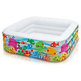 Детский надувной бассейн Intex, 159х159