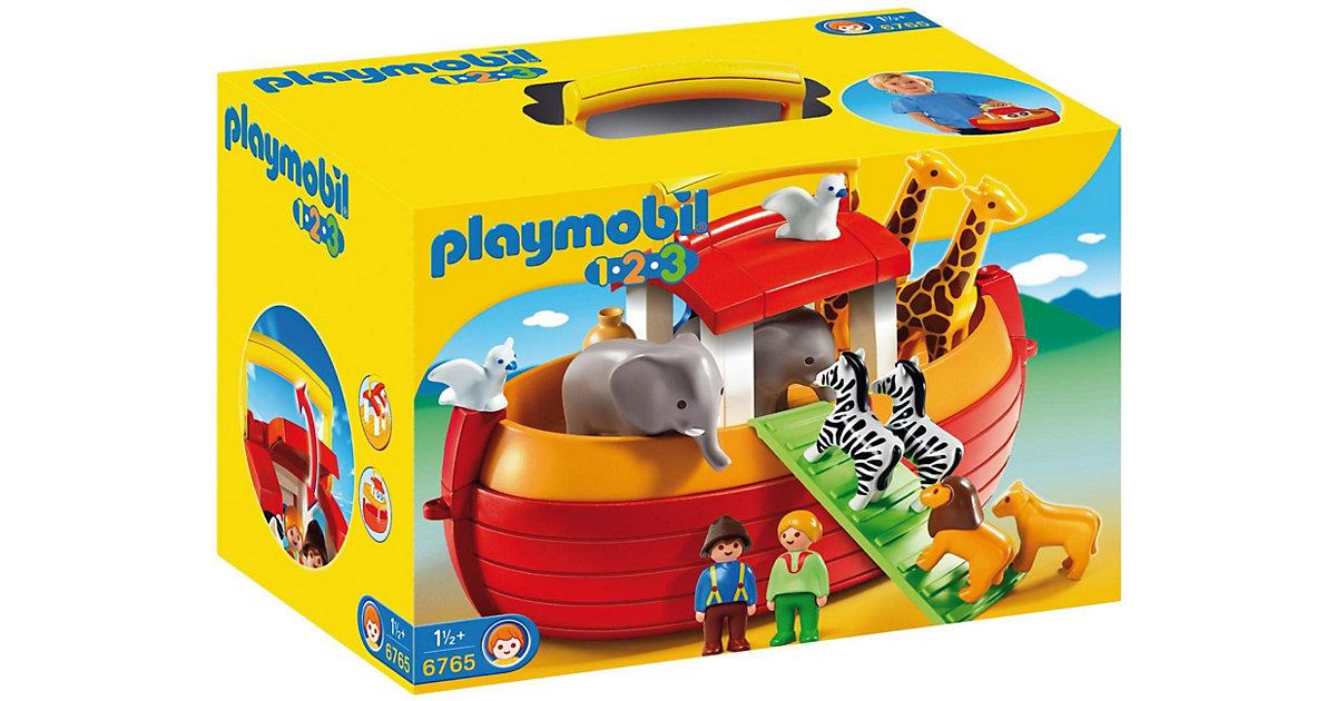 PLAYMOBIL® 6765 1-2-3: Meine Mitnehm Arche Noah