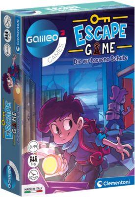 Escape Game - Die verlassene Schule