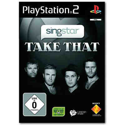 PS2 SingStar Take That