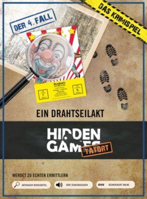 Hidden Games Tatort - Ein Drahtseilakt (Spiel)