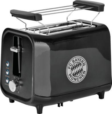 Sound-Toaster schwarz