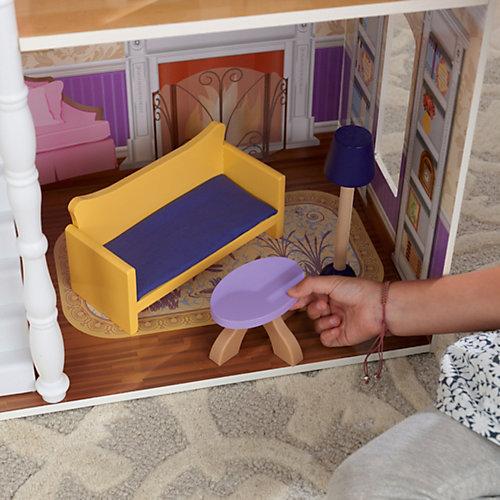 """Кукольный домик для Барби KidKraft """"Саванна"""", с мебелью, 14 элементов от KidKraft"""