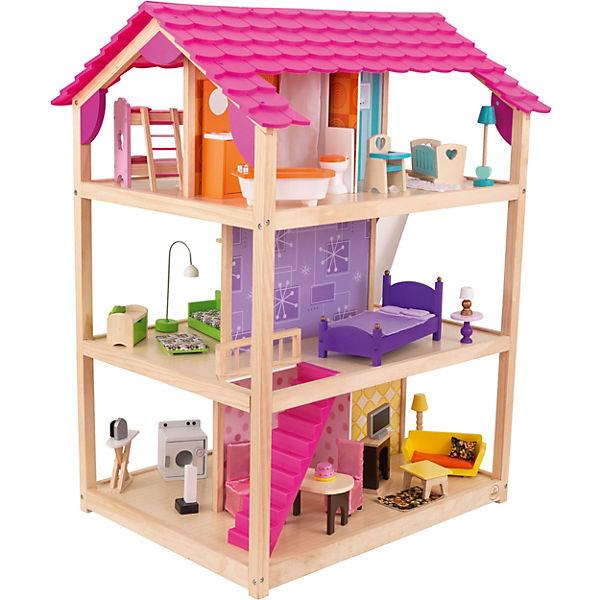 Puppenhaus so chic kidkraft
