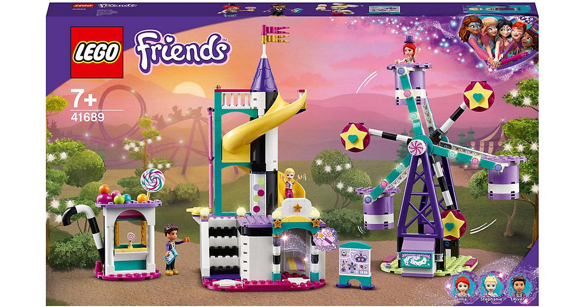 LEGO® Friends 41689 Magisches Riesenrad mit Rutsche