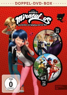 DVD Miraculous - Folge 25 und 26 Hörbuch