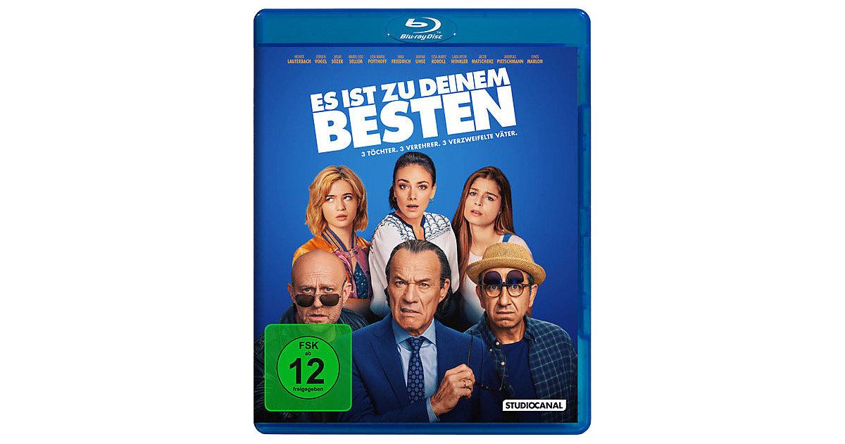 BLU-RAY Es Ist Zu Deinem Besten/ Blu-Ray Hörbuch