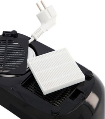 Sterilizer HEPA Filter schwarz/weiß