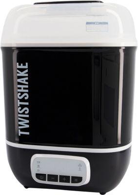 Dampfsterilisator schwarz/weiß