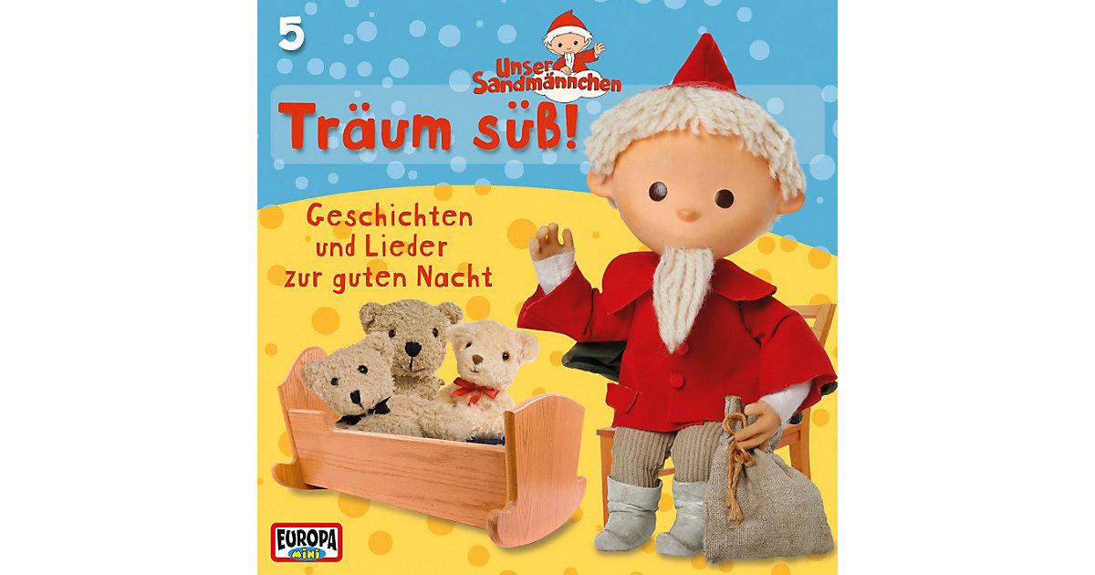 CD Unser Sandmännchen 5 - Träum süß!