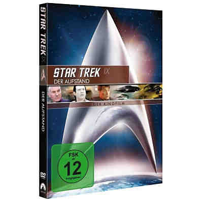 DVD Star Trek 9 - Der Aufstand - Remastered