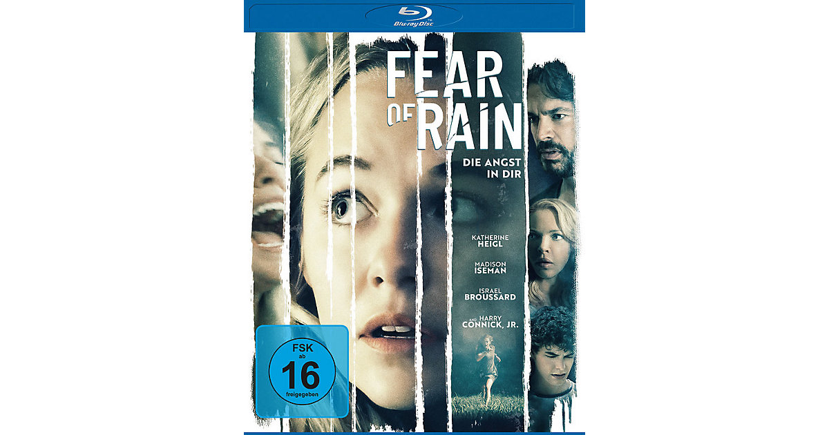 BLU-RAY Fear of Rain - Die Angst in dir BD Hörbuch