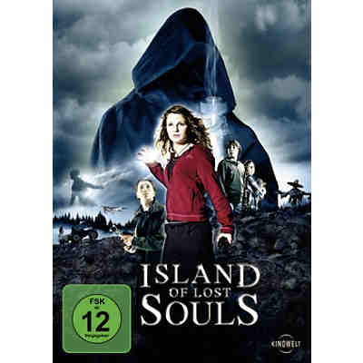 DVD Island Of Lost Souls