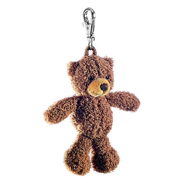 Anhänger Plüsch-Teddy 11 cm