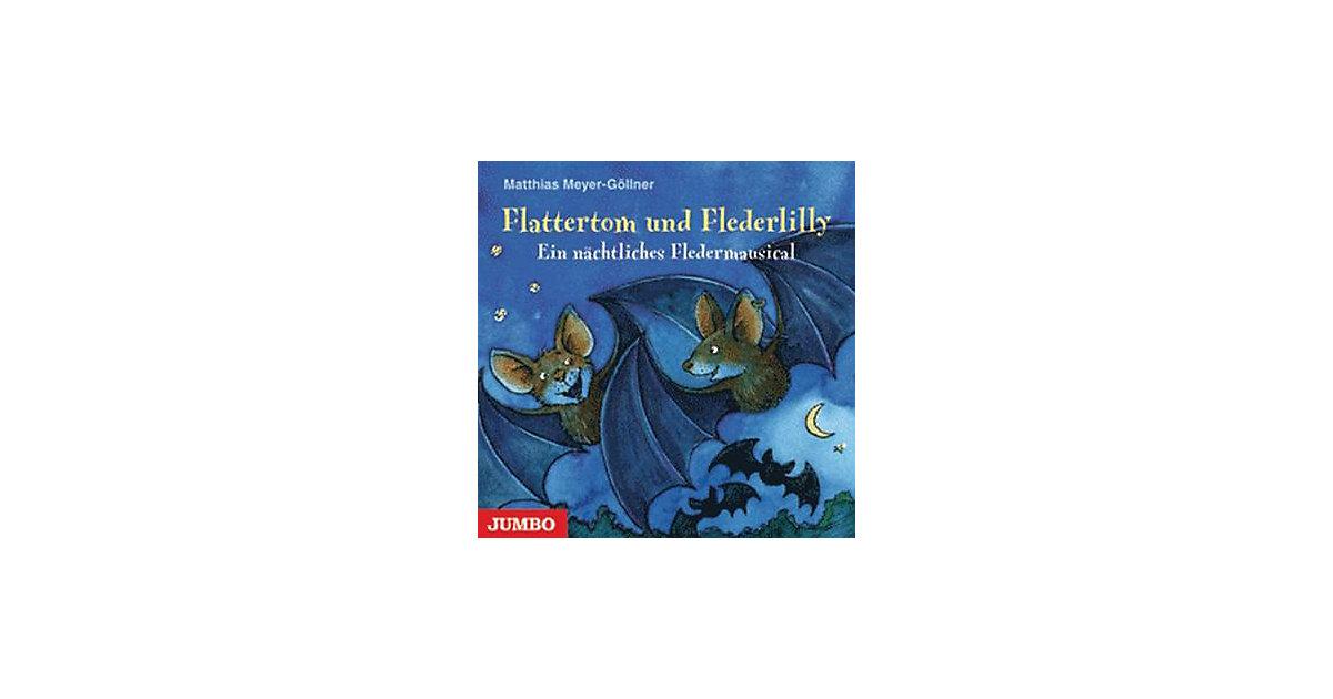Flattertom und Flederlilly, Audio-CD
