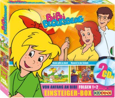 Bibi auf dem Reiterhof Audio-CD Bibi Blocksberg Audio Sonstige Spielzeug-Artikel Bibi Blocksberg 2er-CD