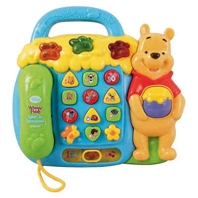 Winnie Puuh Spiel- & Lerntelefon, Disney Winnie Puuh | myToys