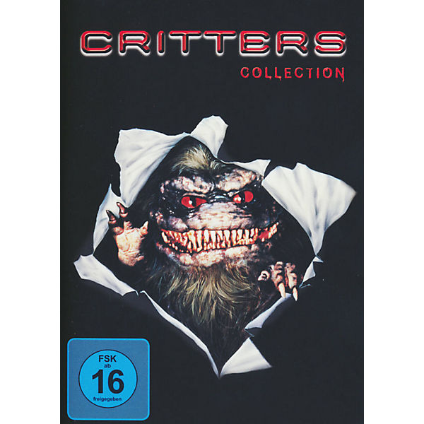 DVD Critters Collection