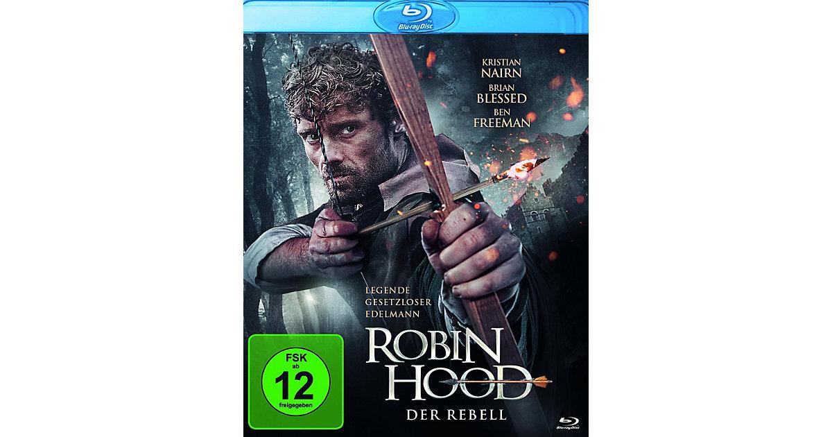 BLU-RAY Robin Hood - Der Rebell Hörbuch