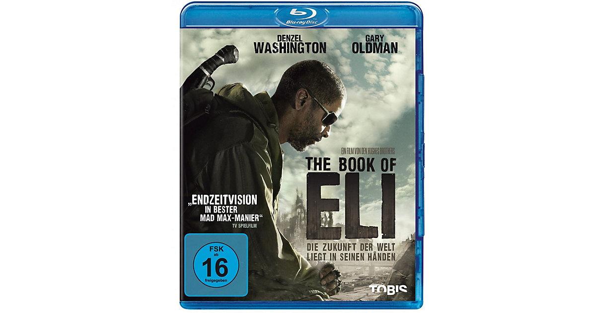 BLU-RAY The Book of Eli Hörbuch