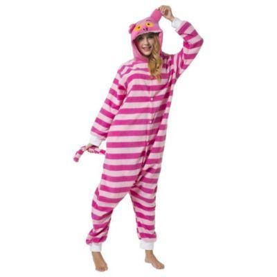 Jumpsuit, Onesie Erwachsene Fantasie-Figuren pink/rosa Gr. 164/170  Kinder