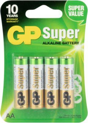 Multi Color AMAV Toys Blaze AA Alkaline Batteries 4 Piece
