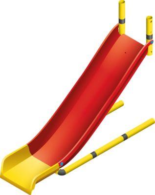 Quadro Klettergerüst Mit Rutsche : Quadro modularrutsche cm rutschlänge mytoys