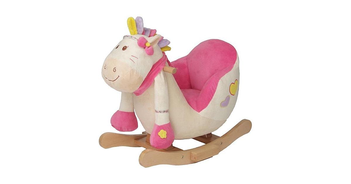 "Knorr Toys · Schaukelpony ""Girl´´"