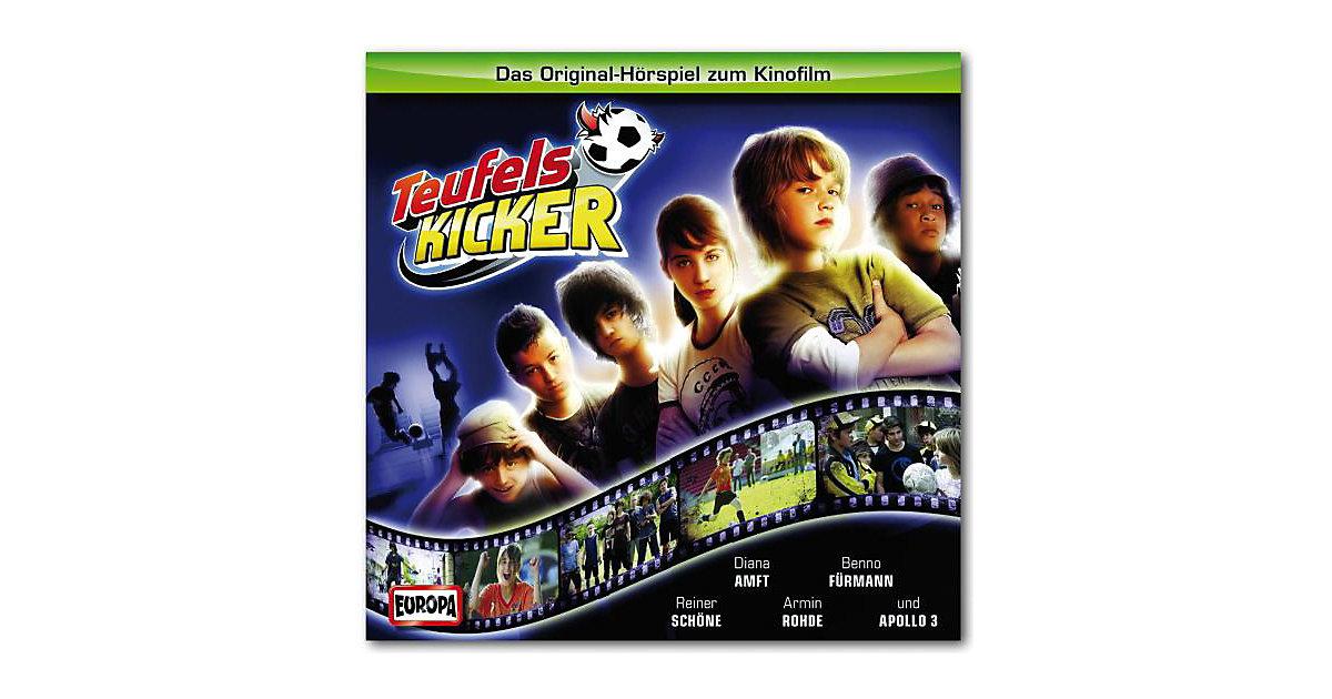 CD Teufelskicker - Hörspiel zum Film