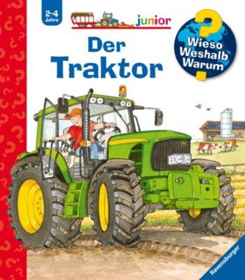 Buch - WWW junior Der Traktor
