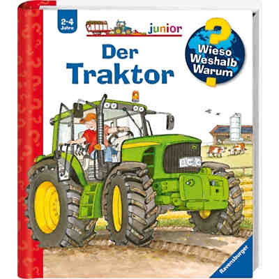 WWW junior Der Traktor